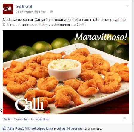 (9) Galli Grill - Google Chrome